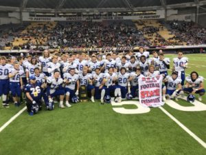 2017 1A Iowa High School Football Champions!!!